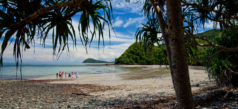 CAPE TRIBULATION, DAINTREE & MOSSMAN