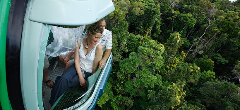 Kuranda Skyrail Amp Scenic Rail Cairns Tours