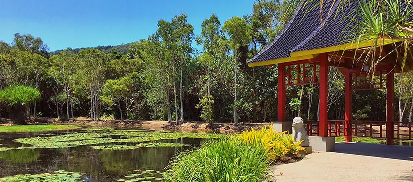 Cairns Chinese Friendship Garden
