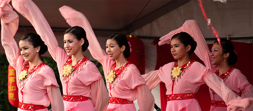 Chinese New Year Celebrations in Cairns