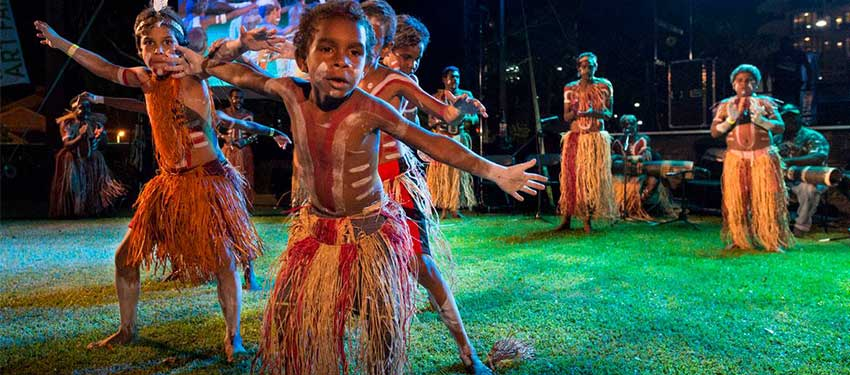 Welcome to the Cairns Indigenous Art Fair